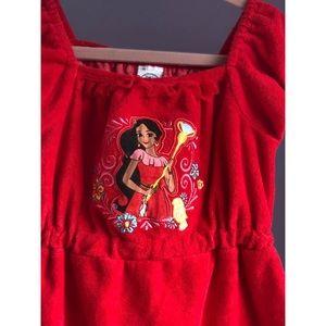 8d50d317a4ea2 Disney Swim - Disney Girls Elena of Avalor Cover Up Swim Dress